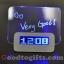 นาฬิกาโน๊ตส่องแสง Memo Board Alarm Clock thumbnail 2