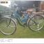 จักรยานแม่บ้านล้อ 26 นิ้ว OSAKA พร้อมตะกร้าญี่ปุ่นและเบาะท้ายรองนั่ง thumbnail 9