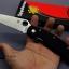 มีดพับ Spyderco ด้าม G10 สีดำสนิท คมกริบ ขนาด 9.5 นิ้ว (OEM) A++ thumbnail 4