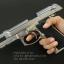 ปืน BBgun WE Berretta M92FS Silver Full Auto ยิงรัวได้ (ไต้หวัน) โลหะทั้งตัว thumbnail 8