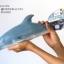 โมเดลปลาโลมา Dolphin แบบยางอ่อนนุ่มนิ่ม ตั้งโชว์สวย ขนาดใหญ่ 16 นิ้ว thumbnail 1