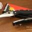 มีดพับ Spyderco รุ่น Civilian C12GS ด้าม G10 ใบมีดหยัก Serrated Blade (OEM) A++ thumbnail 8