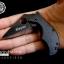มีดพับ SR Mini Humming Bird สีดำ มีดพับขนาดมินิ พกพาสะดวก thumbnail 5