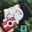 OPPO F5 เคสtpu 3D แมวถือกล้องถ่ายรูป thumbnail 2