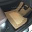 พรมไวนิลปูพื้นรถยนต์ BMW X3 สีครีมขอบครีม thumbnail 2