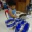 ชุดกลองของเด็ก ถูกสุดเพียง499 / ชุดพร้อมเก้าอี้ กลอง Big Band กลองชุดเด็กสีน้ำเงิน thumbnail 46