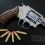 """ปืน BBgun Smith&Wesson 2.5"""" Revolver Silver ยี่ห้อ Gun Heaven ไต้หวัน thumbnail 11"""