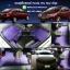 ขายพรมปูพื้นรถเข้ารูป honda city 2012 ลายกระดุมสีม่วงขอบดำ thumbnail 1