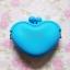 กระเป๋าเก็บหูฟังซิลิโคนหัวใจ thumbnail 5