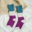 ถุงเท้ายาว แบบที่1 แพ็ค 12คู่ ไซส์ S (ประมาณ 1-3 ปี) thumbnail 1