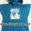 [พร้อมส่ง] เสื้อฮู้ดแขนกุดกว้าง EXO WOLF 88 (สีน้ำเงิน) thumbnail 4