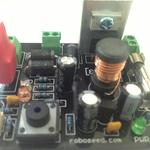 บอร์ดแปลงไฟ 12Vdc เป็น 450Vdc