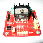 L298N Dual Bridge DC