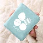 กระเป๋าสตางค์ BTS WINGS