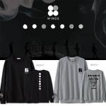 เสื้อแฟชั่นเกาหลี เสื้อแขนยาว เสื้อกันหนาว BTS WINGS (ระบุไซส์ สี)