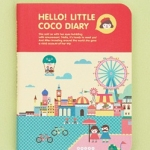 Hello! Little COCO Diary 2015 - THEME PARK