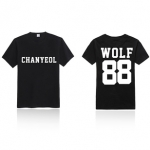 เสื้อ EXO WOLF 88 - CHANYEOL