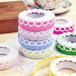 DIY Lace Fabric Tape