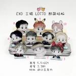 ตุ๊กตาอะคริลิ EXO (ระบุศิลปิน)