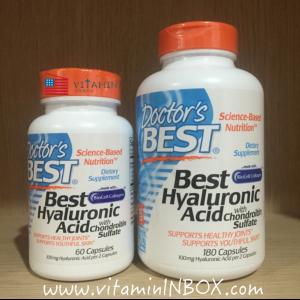 # ริ้วรอย # Doctor's Best, Best Hyaluronic Acid, with Chondroitin Sulfate