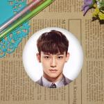 เข็มกลัด EXO Overdose Chen