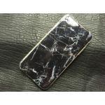 เคสนิ่มลายหินอ่อน ไอโฟน 6/6s 4.7 นิ้ว-ดำ-6