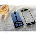 ฟิล์มกระจกลายการ์ตูน Iphone 6plus-5.5 หน้า-หลัง- สีดำ