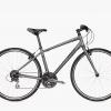 จักรยานไฮบริด TREK 7.2 FX,24 สปีด 2016