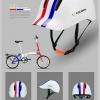 จักรยานพับ CIGNA เฟรมโครโม เกียร์ดุม 3 สปีด ล้อ 16 นิ้ว