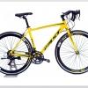จักรยานเสือหมอบ Fast R1 ,14 สปีด เฟรมอลู 700C