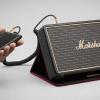 Marshall Stockwell ลำโพง Bluetooth แบบพกพาได้ มีแบตเตอร์รี่ในตัว หรูหราทั้งเสียงและภาพลักษณ์