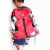 กระเป๋าเป้ DENUONISS สีแดง รหัส DO-1