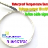 waterproof temperature sensor