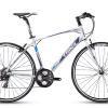 FREE2.0 จักรยานไฮบริด TRINX เกียร์ 24 สปีด 700C เฟรมอลูมิเนียม 2017