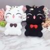 เคสซิลิโคนแมวอ้วน 3D OPPO F1S/A59