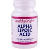 Healthy Origins, Alpha Lipoic Acid, 600 mg, Capsules