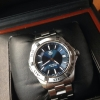 TAG HEUER WAP1112 BLUE  AQUARACER  used สวยกริ้ป