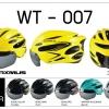 หมวกจักรยาน MAXMUS ,WT-007 SUNGLASSES AERO ,IN-MOLDมีสีเหลือง,เขียวมิ้น