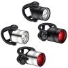 ไฟหน้า+ไฟท้าย Lezyne Femto Drive LED Light Pair