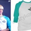 [พร้อมส่ง] เสื้อคอนแขนสามส่วน SHINee World lll (Raglan T-Shirts)