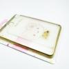 """เคส ขอบโครเมียม tpu ลายการ์ตูน Samsung Galaxy Tab A 8.0"""" (T350)"""