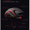 หมวกจักรยาน CIGNA WT069 In-mold ทรงแอโรว์ CIGNA (มีแต่สีขาวเงา เหลืองเงา)
