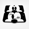 เคสคู่มินนี่+มิกกี้เม้าส์ ซิลิโคน 3D ไอโฟน 7plus 5.5 นิ้ว