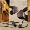 Audio Technica Ath Ls70is หูฟัง Inear Monitor Dual Symphonic drivers มีไมค์ เสียงเครื่องดนตรีชัดเจน แบรนดังจากญี่ปุ่น