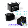 220VAC to 12Vdc/2A