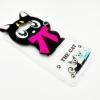 เคสใสแต่งแมวเซเลอร์มูน 3d ซัมซุง เจ 7(version 2)
