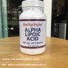 Healthy Origins, Alpha Lipoic Acid, 600 mg, Capsules