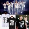 เสื้อยืด (T-Shirt) GOT7 FLY IN SEOUL