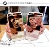เคสกระจกเงาติดแหวนหัวหมี ไอโฟน 6/6s 4.7 นิ้ว