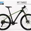 เสือภูเขา XDS รุ่น MT3 Carbon MTB 22สปีด XT ,Fox Edition 2017